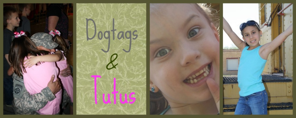 Dogtags and Tutus
