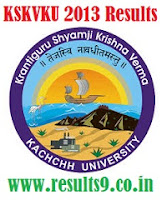 KSKVKU MBA Regular IV Semester Results 2013