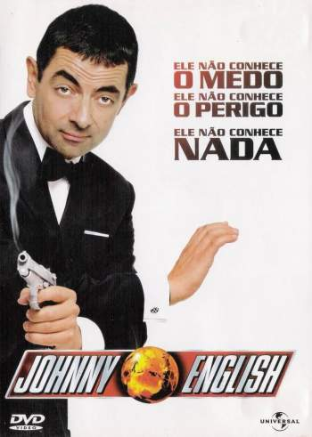 Johnny English Torrent - BluRay 720p/1080p Dual Áudio