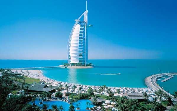 Alguno de los lugares increíbles que encontraremos en un crucero por el Oriente Medio