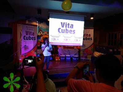 Vita Cubes; Guilt Free Kids' Treat