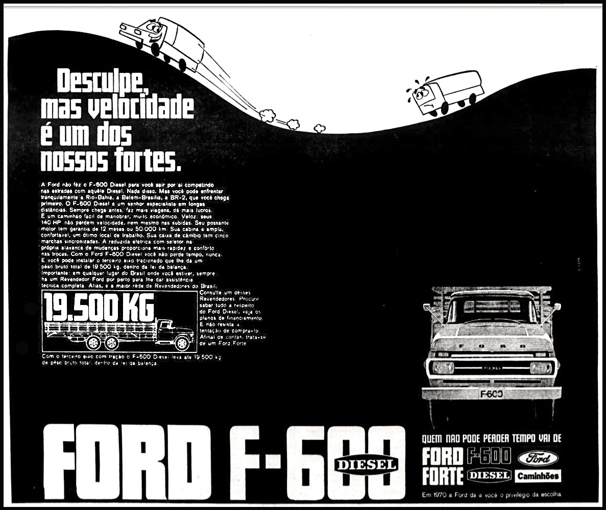anos 70; história da década 70; Brazil in the 70s; Brazilian advertising cars in the 70s, Oswaldo Hernandez;