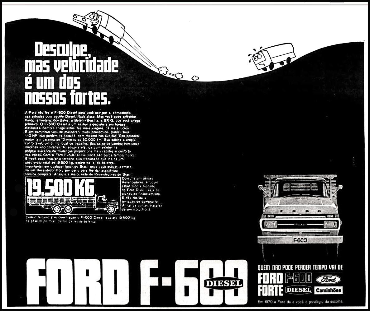 anos 70; história da década 70; Brazil in the 70s; Brazilian advertising cars in the 70s, Oswaldo Hernandez;