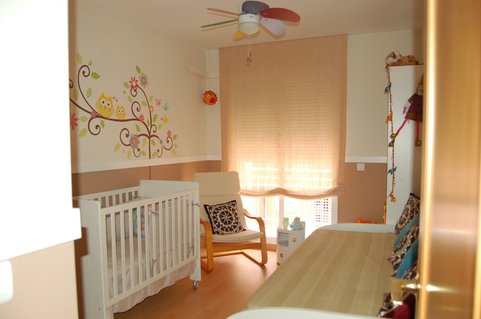 Caracolas deco la habitaci n de joel - Dormitorios bebe el corte ingles ...