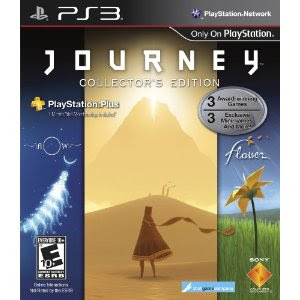 Journey Collector's Edition Release Date PS3