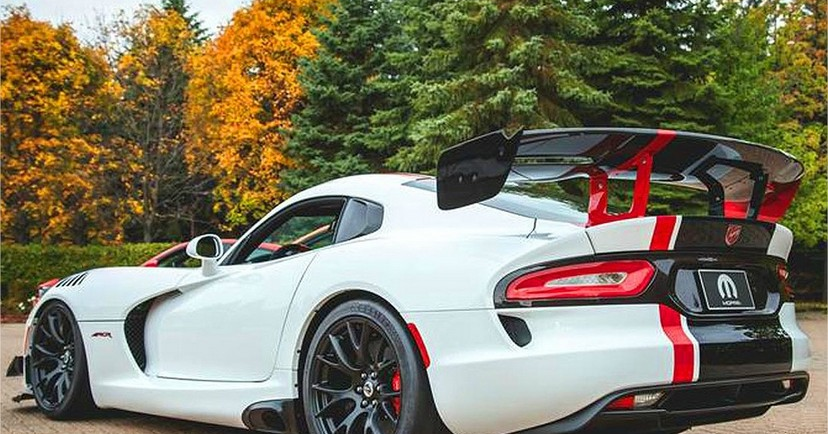 new 2016 dodge viper acr specs cost and performance car junkie. Black Bedroom Furniture Sets. Home Design Ideas