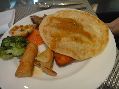 Weekend lunch buffet at Starz Restaurant at Hard Rock Hotel Singapore