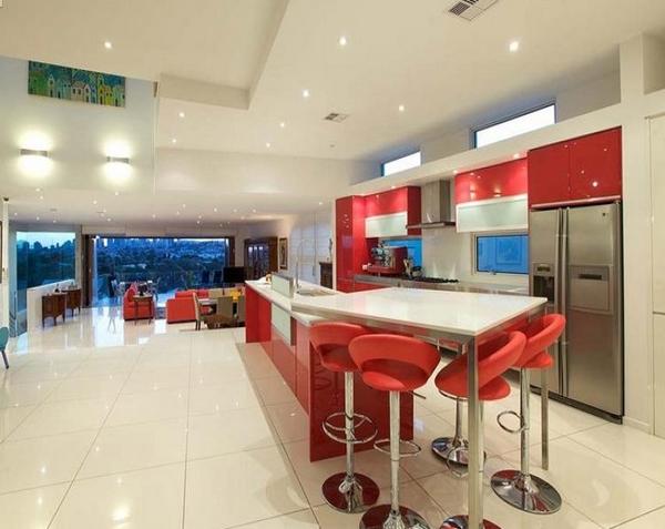 Ide untuk Desain Dapur Cantik Minimalis 2015 yang keren
