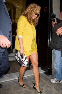 Beyonce, Paríž