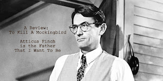 Atticus Finch's role as a Father
