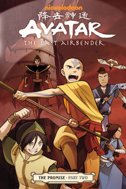 and Movies, Oh My!: Avatar: The Last Airbender - The Promise Part 2