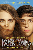 Paper Towns fox malaysia movie poster