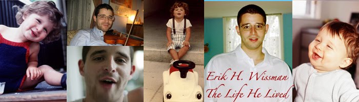 Erik H. Weissman-The Life He Lived