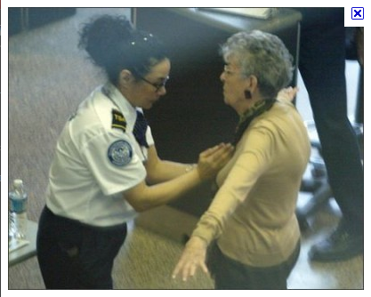 More women come forward to say they were strip searched by