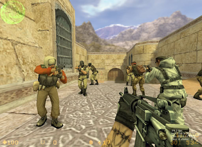 Counter Strike 1.6 free Game Shooter