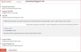 Cara Membuat Blog Terindex Google