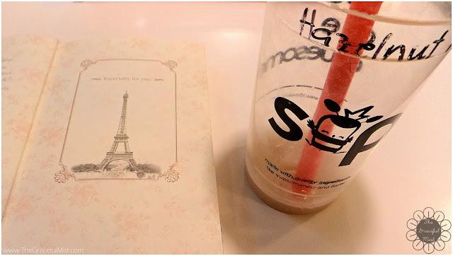 Sip Philippines - Hazelnut Milk Tea Review (http://www.thegracefulmist.com/)