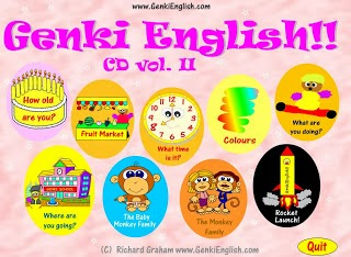 http://primerodecarlos.com/julio/GeNKi_eNGLiSH/GeNKi%20eNGLiSH%20CD2/MENU.HTML
