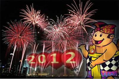 SMS Ucapan Tahun Baru 2012