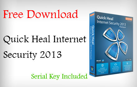 Quick Heal Internet Security 2013