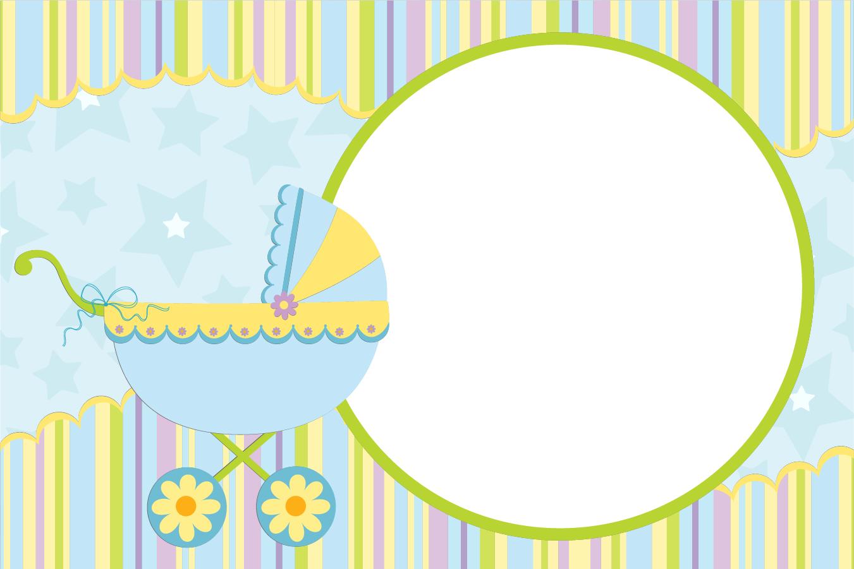 赤ちゃん用フォトフレーム baby photo frame vector イラスト素材2