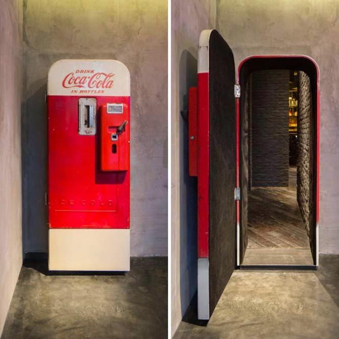 Κάτι εντυπωσιακό κρύβεται πίσω από αυτό το μηχάνημα της Coca Cola