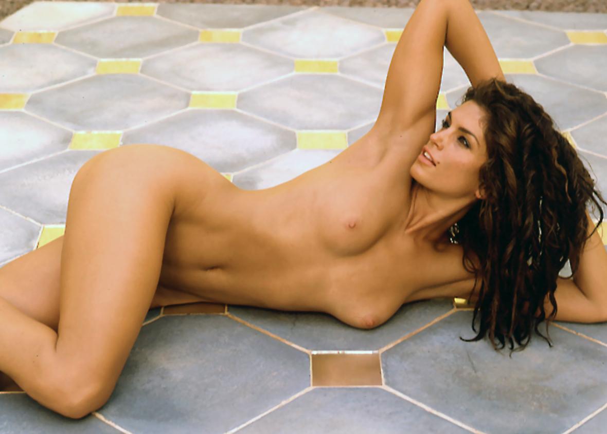 Cindy Crawford Nude Boobs