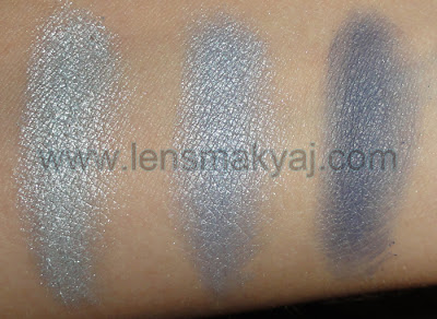 NYX Baby Blue/Pacific/Navy