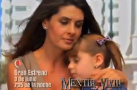 "Tercer promocional de la telenovela ""Mentir para Vivir"""