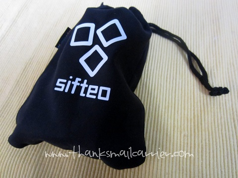 Sifteo Cubes pouch