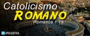 Sección: Catolicismo Romano