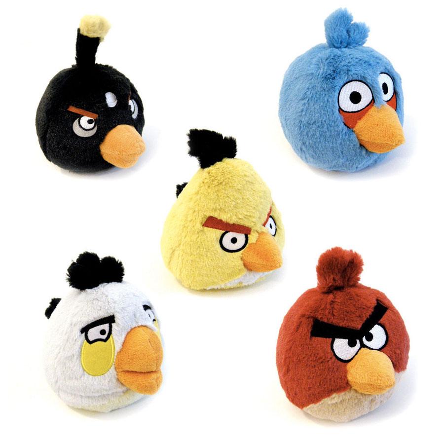 All Angry Birds Plush Toys : Shun u angry birds fever