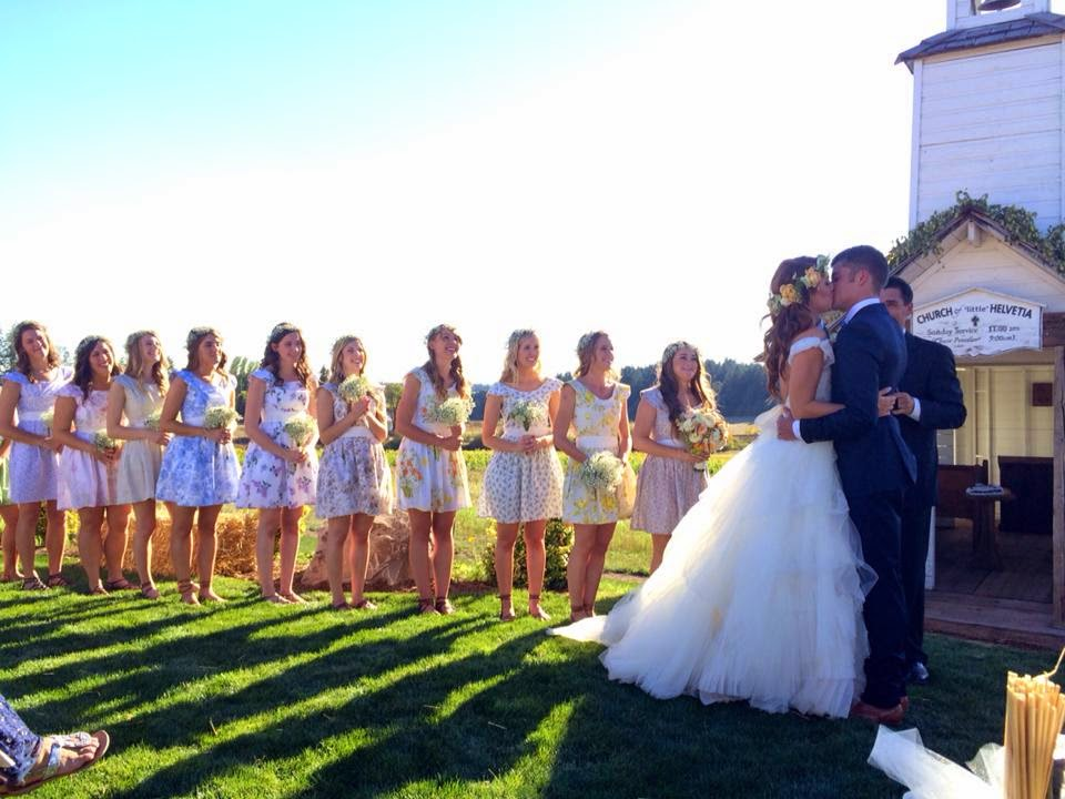 Keeping up with the roloff family jeremy roloff and audrey botti here are a sampling of pictures from the wedding from instagram and twitter junglespirit Image collections