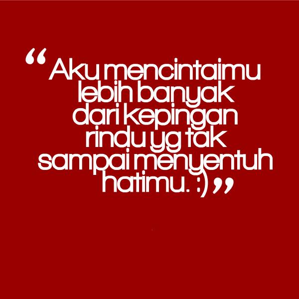 kata kata cinta ftv