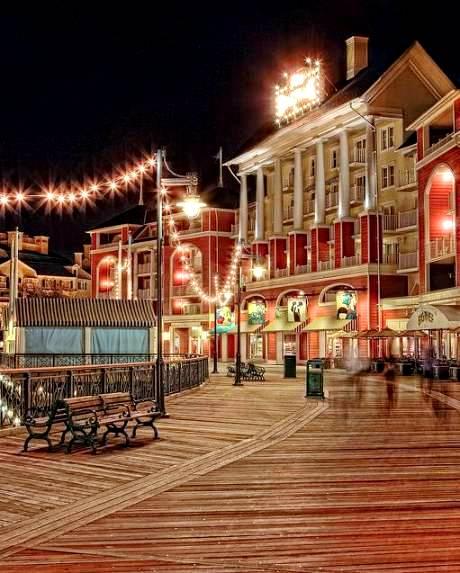 Walt disney world resort best honeymoon destinations in usa for Best honeymoon destinations in usa