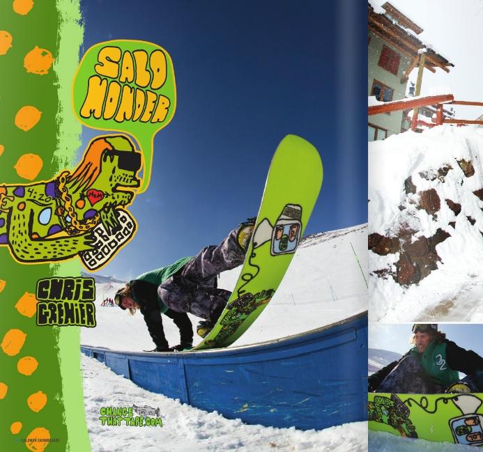 B-Ware 2014 Snowboard Nitro Fate Zero 2013