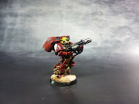 Blood Angels - Escuadra de Asalto - Warhammer 40000 7-1