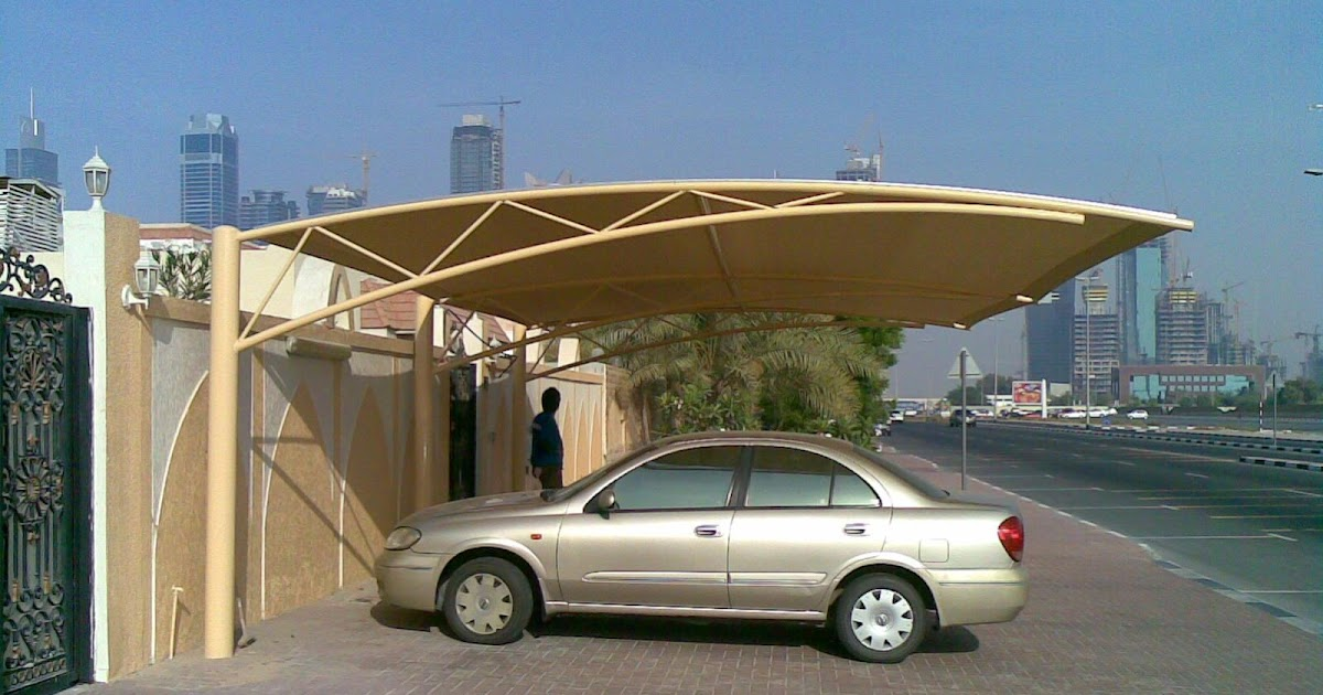 Car Parking Shade In Uae Cantilever Car Parking Shades