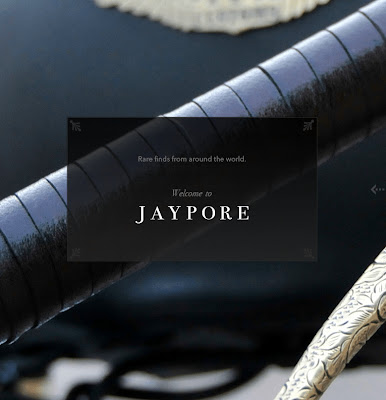 Jaypore shopping around the world