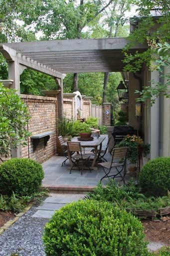 Moois en liefs tuin en veranda for Love on the terraces