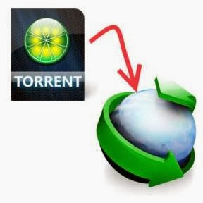 Download torrents with Internet Download Manager (IDM)_FunWidTricks.Com