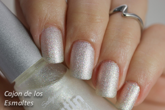 Sally Hansen - Crystalline Satin Glam