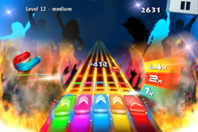 Catch The Tune (Similar ao Guitar Hero)