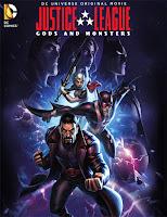 La Liga de la Justicia: Dioses y monstruos (2015) [Latino]
