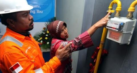 PGN Anti Korupsi - Tambah Pelanggan Rumah Tangga Menjadi Fokus PGN Selanjutnya