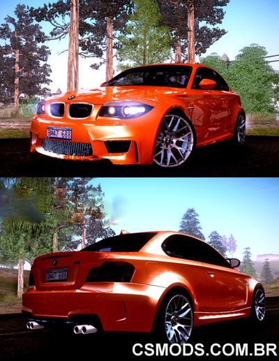BMW 1M E82 Coupé Final 2011