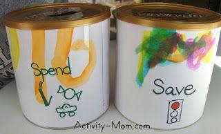 saving spending