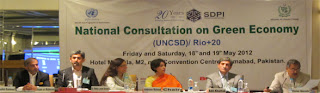 Dr. Adil Najam at National Consultation on Green Economy (UNCSD)/ Rio+20, Events in Islamabad, Corporate Events in Islamabad