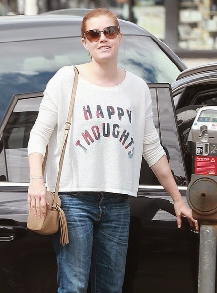 Amy Adams Happy Thoughts