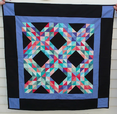 Free Quilt Patterns: Liberated and Wonky Stars, Churn Dashes